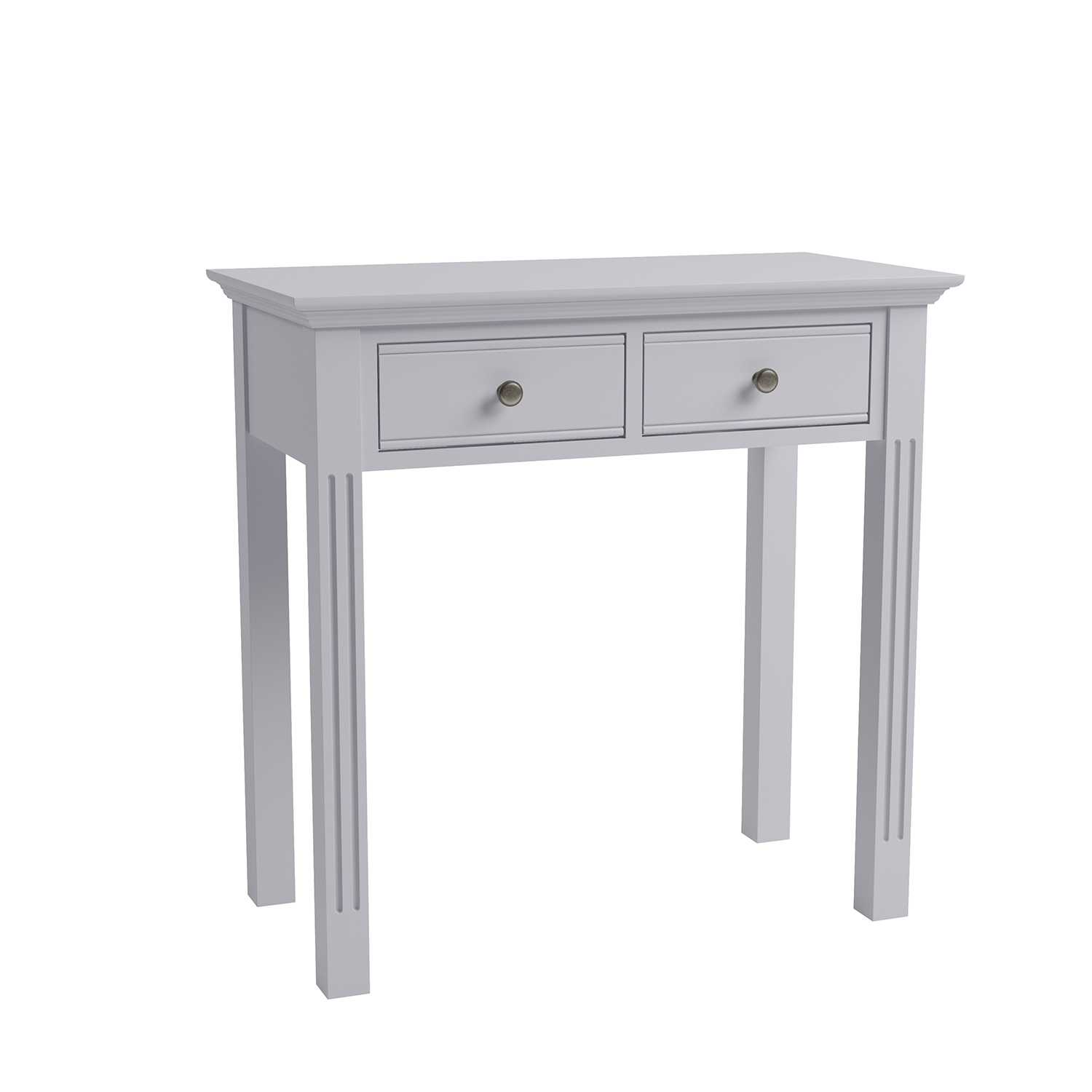 Whitby Grey Dressing Table