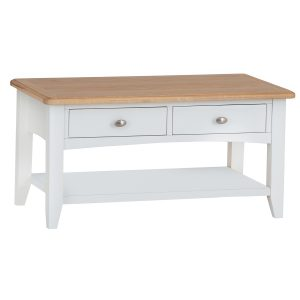Hurstley Painted Large Coffee Table
