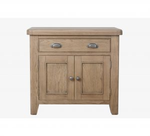 Heritage Oak 1 Drawer 2 Door Sideboard