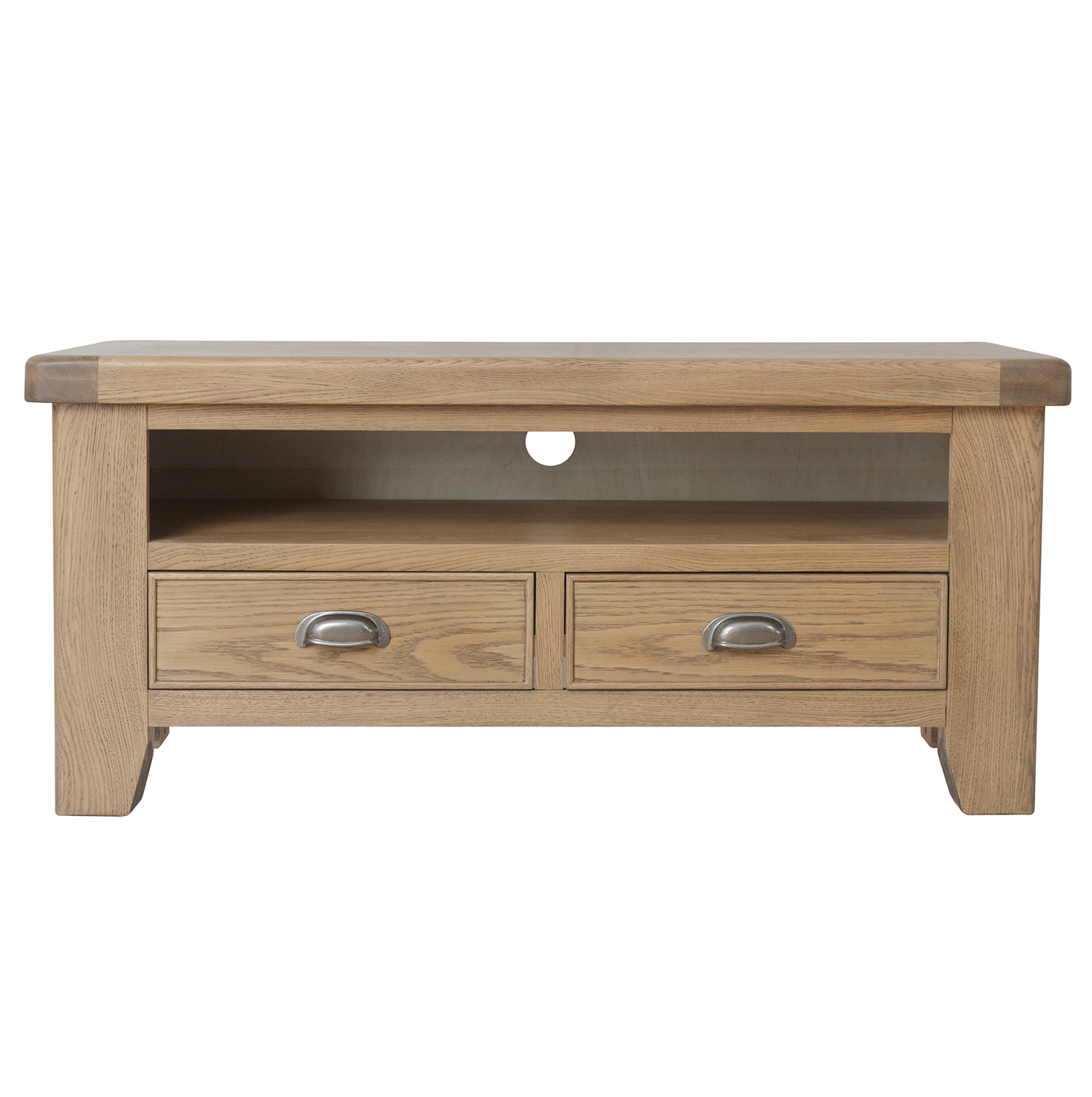 Heritage Oak Standard TV Unit