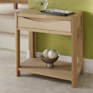 Malmo Hall Table 1 Drawer - WN214