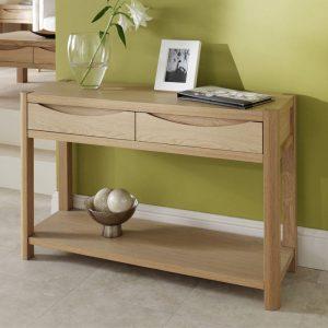 Malmo Hall Table 2 Drawer - WN215