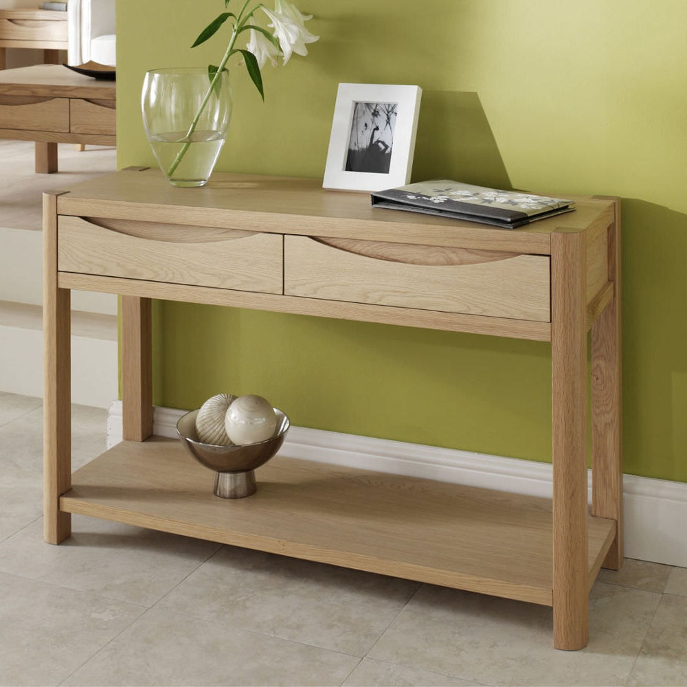 Malmo Hall Table 2 Drawer - WN215