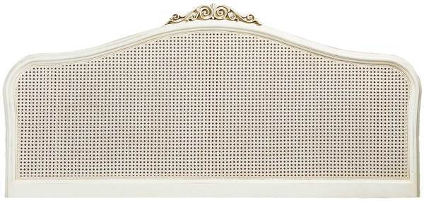 Willis & Gambier Ivory 150cm Headboard
