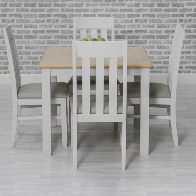 Tilgate Square Dining Table
