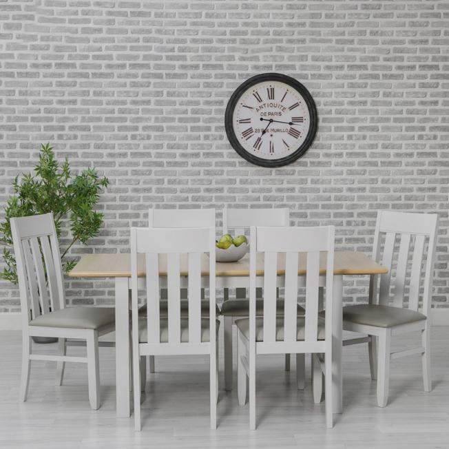 Tilgate Extending Dining Table 120-160cm