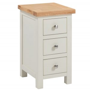 Maiden Oak Painted Compact Bedside