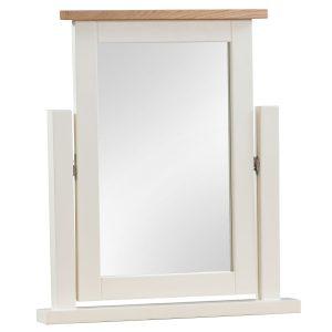 Maiden Oak Painted Mirror