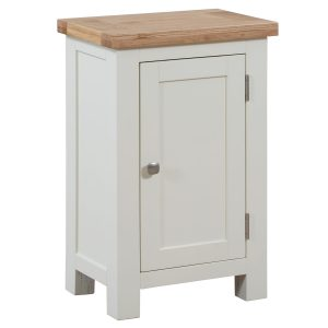Maiden Oak Painted Small Cabinet 1 Door