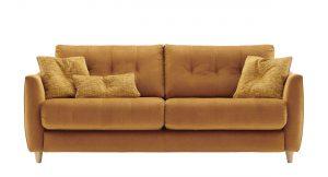 G Plan Nancy Large Sofa RHF