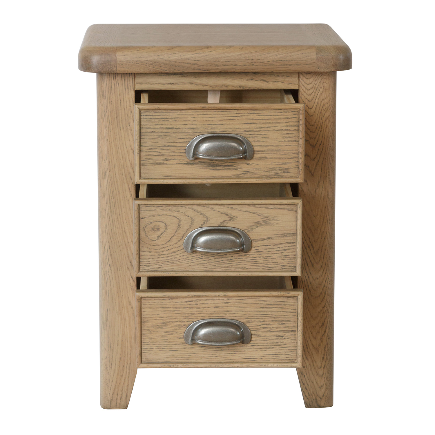 Heritage Oak Bedside Chest