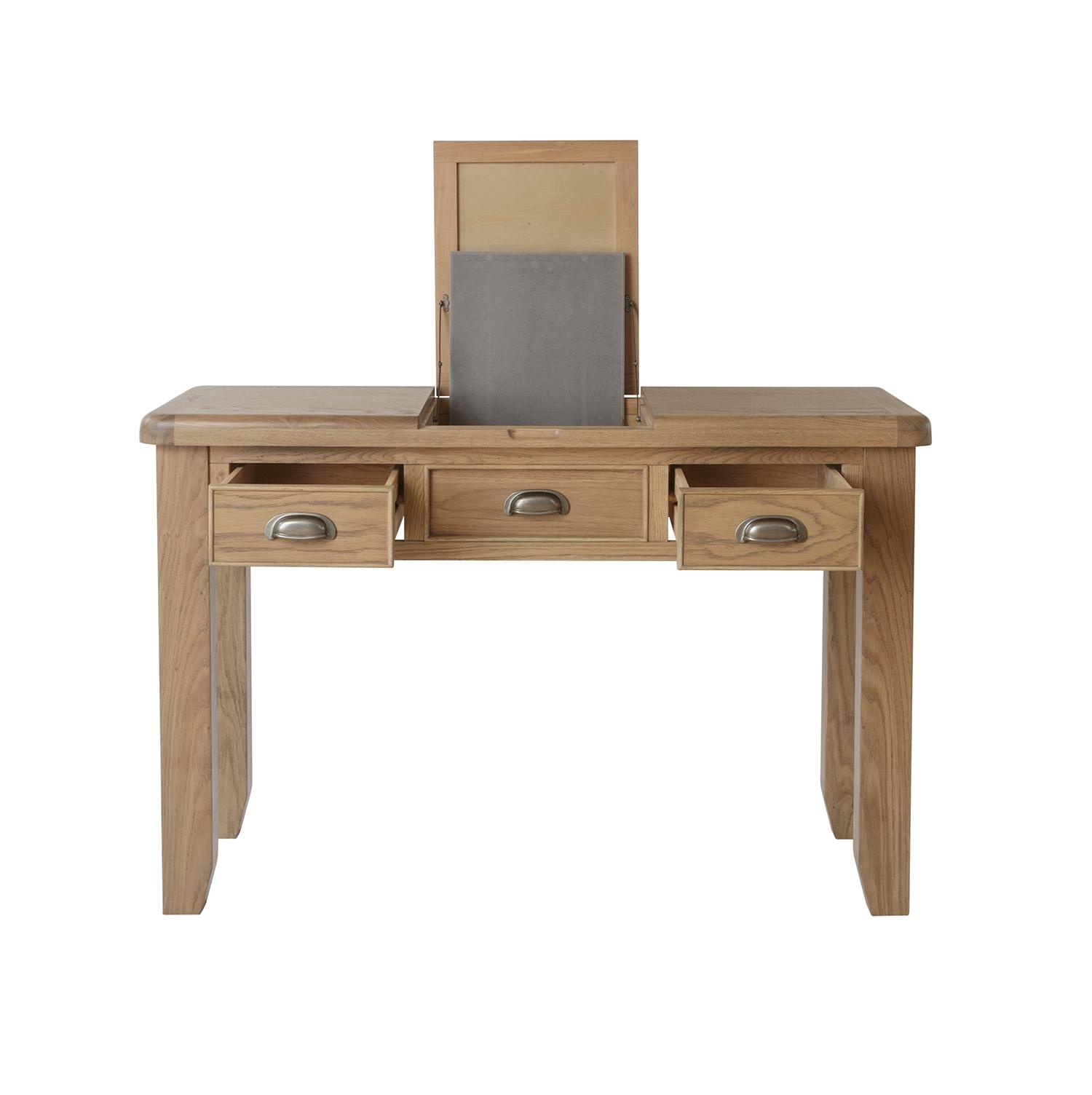 Heritage Oak Dressing Table