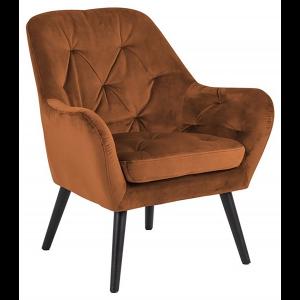 Cartina Accent Chair - Copper