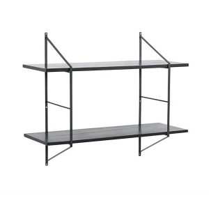 Benjamin Wall Unit Black/Black