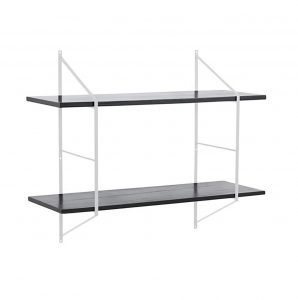 Benjamin Wall Unit Black/White
