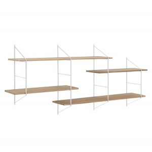 Benjamin Wall Unit 2 Natural/White