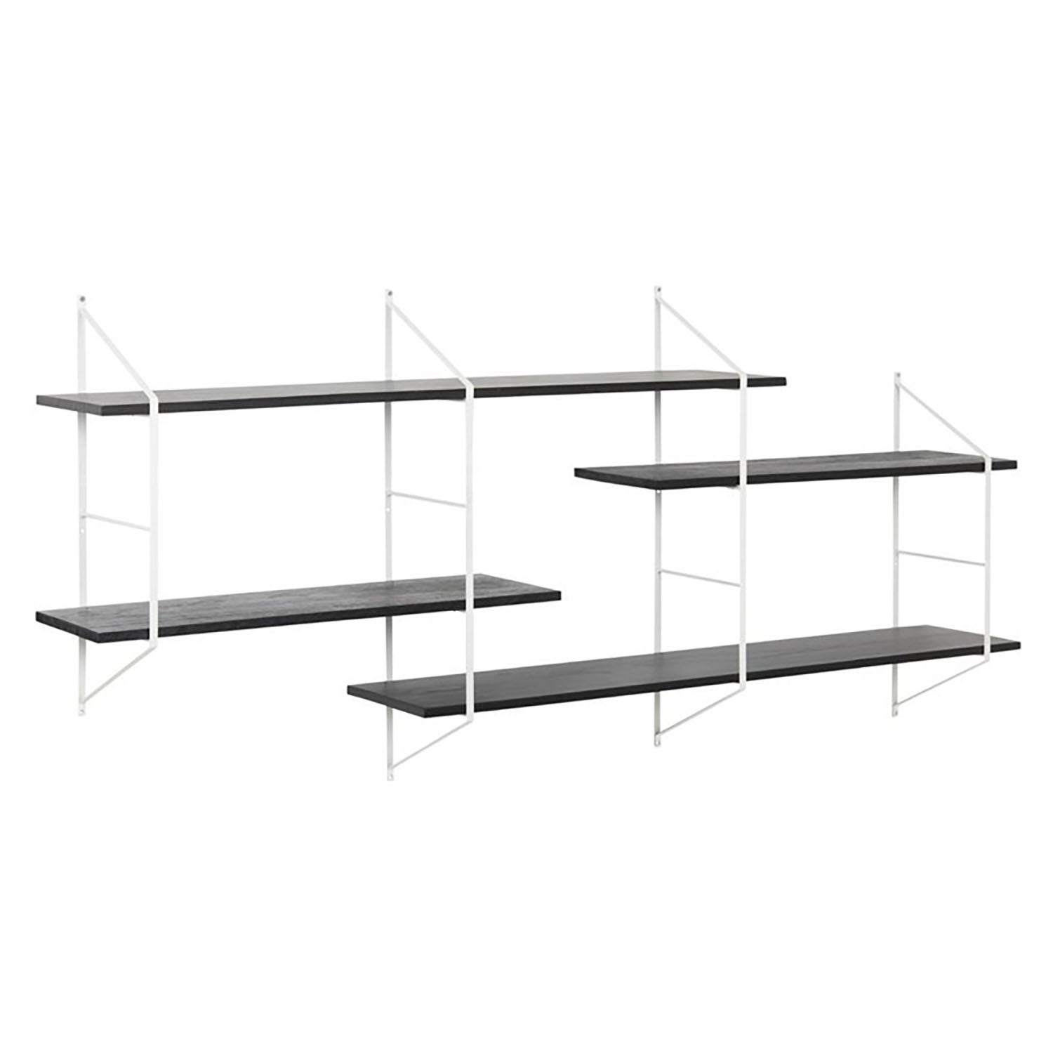 Benjamin Wall Unit 2 Black/White