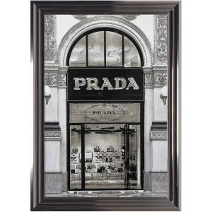 Prada Silver Picture 55x75