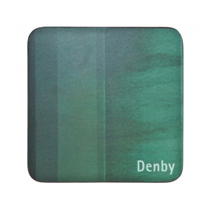 Denby Colours Set of 6 Coasters - Green