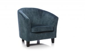 Bailey Accent Chair - Dove Teal