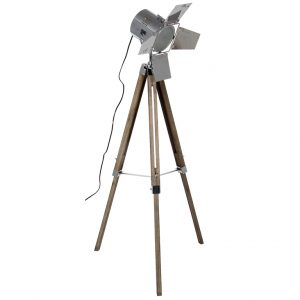 Tripod Film Floor Lamp