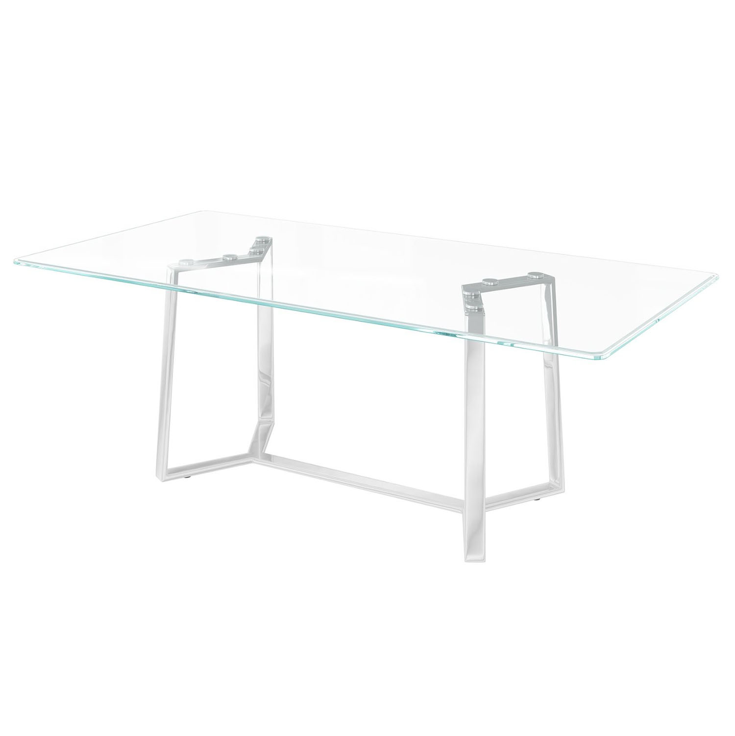 Cologne Glass Dining Table