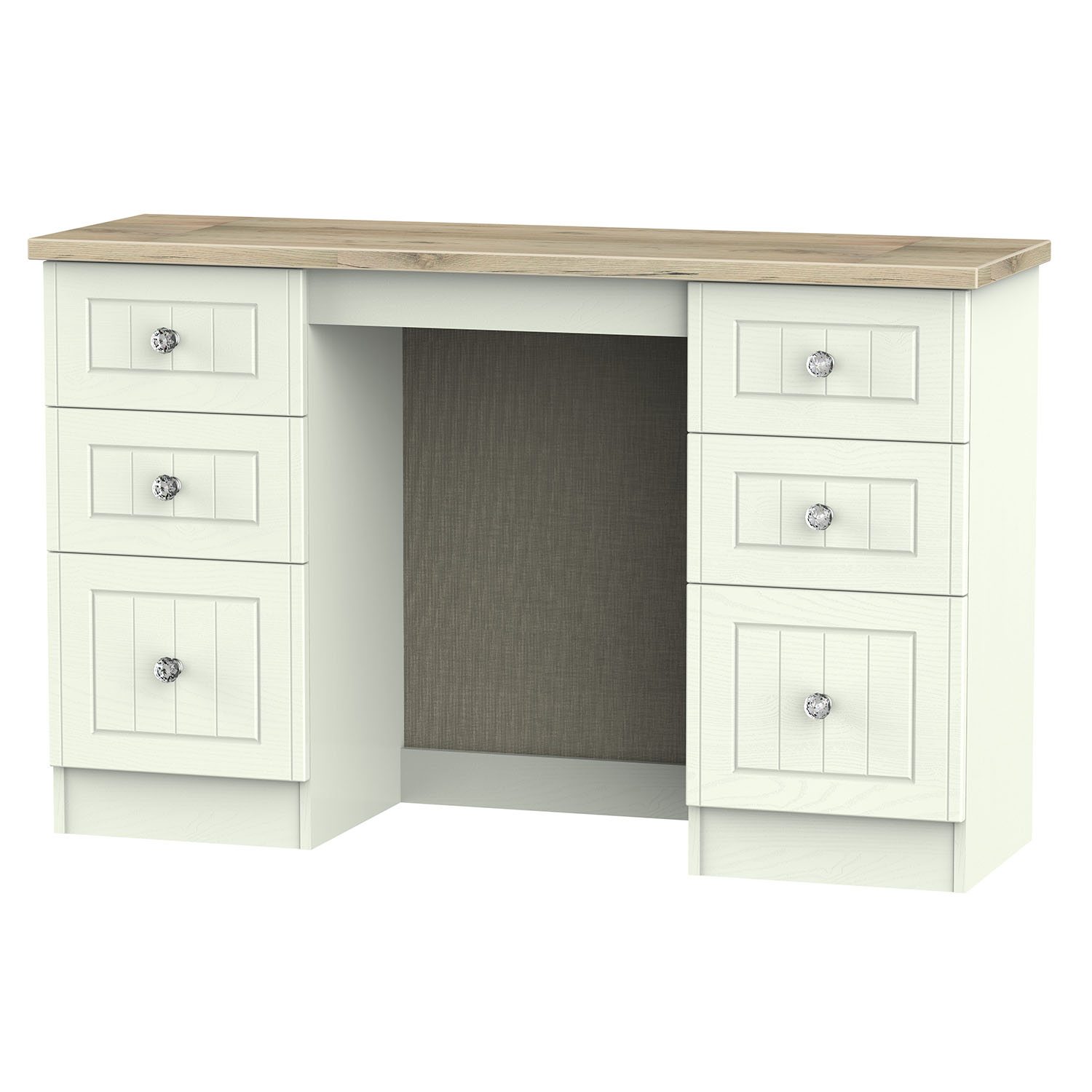 Rome Double Dressing Table