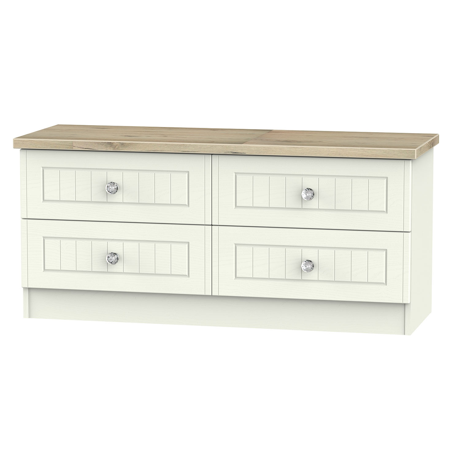 Rome 4 Drawer Bed Box