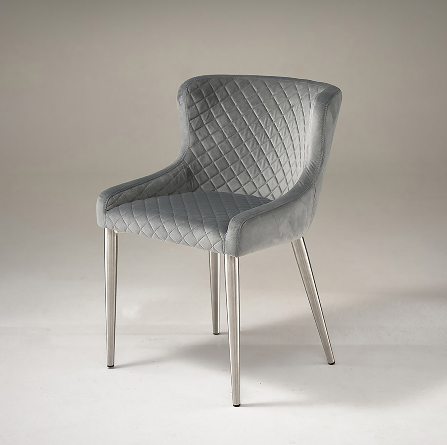 HND Kate Dining Chair - Mist Grey