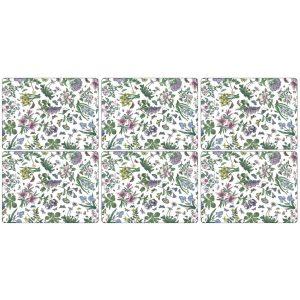 Pimperne Botanic Garden Chintz Placemats Set of 6