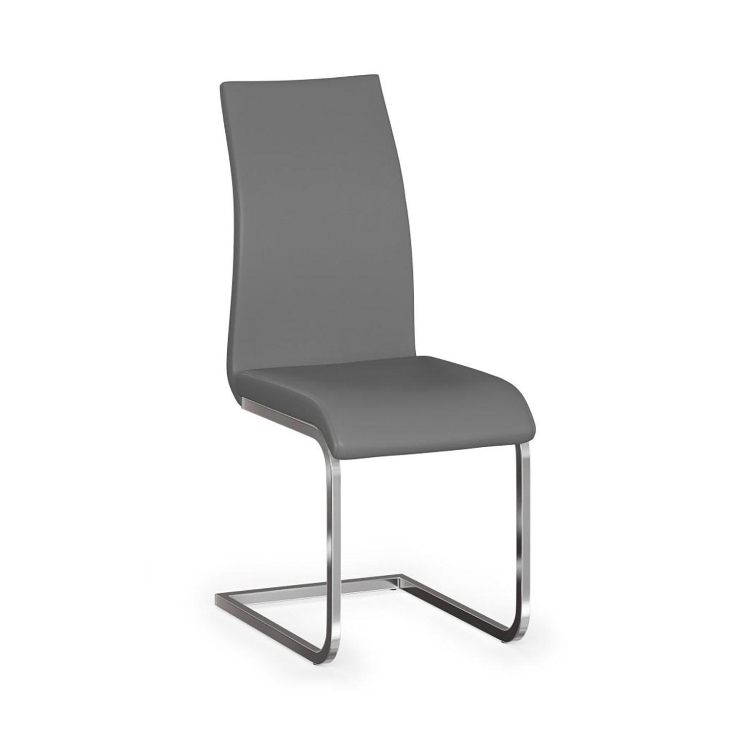 Bucharest Dining Chair - Grey