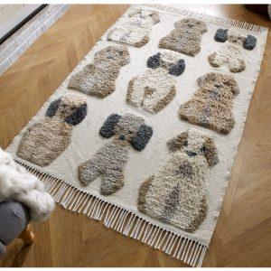 Kingdom Dog Rug  120 x 180 cm