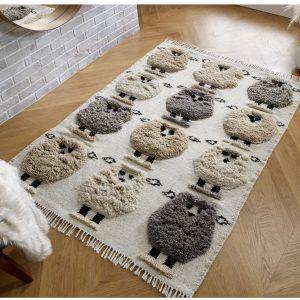 Kingdom Sheep Rug  120 x 180 cm