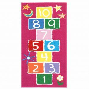 Kids Playtime Hopscotch Mat 80x150