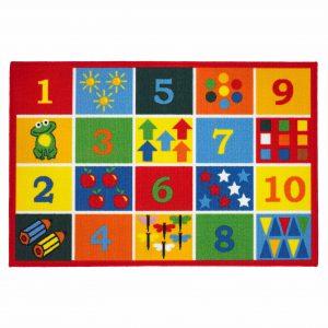 Kids Playtime Number Mat 80x120