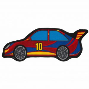 Kids Bambino Racing Car Rug 50x130
