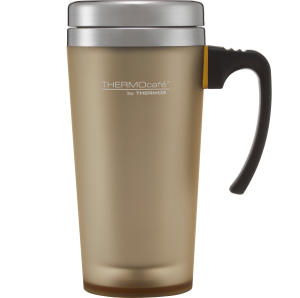ThermoCafe Soft Touch Travel Mug Old Chalk 420ml