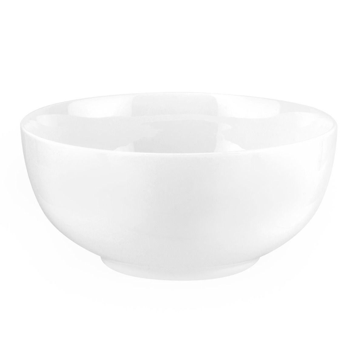 Royal Worcester Serendipity White Coupe Bowl - 15cm