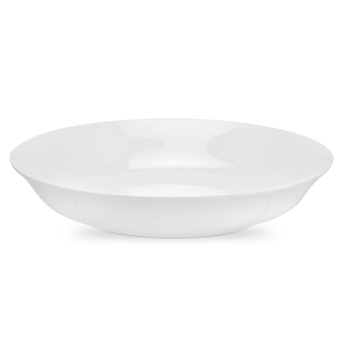 Royal Worcester Serendipity White Pasta Bowl