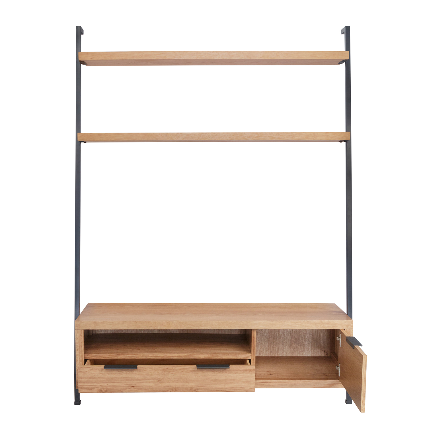 Edison TV Bookcase