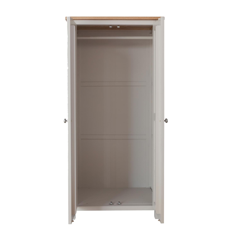 Chiltern Dove 2 Door Full Hanging Wardrobe