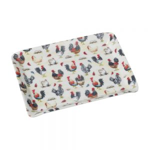 Rooster Scatter Tray