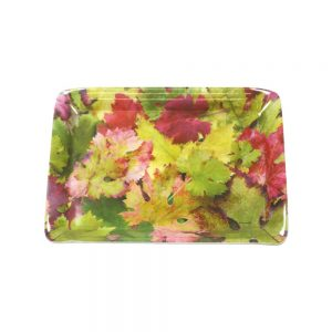 Grape Leaves Scatter Tray