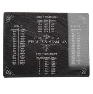 Weights And Measures Work Surface Protector