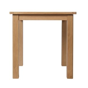 Chiltern Oak Fixed Top Table