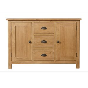 Chiltern Oak Large Sideboard