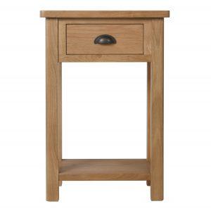 Chiltern Oak Telephone Table