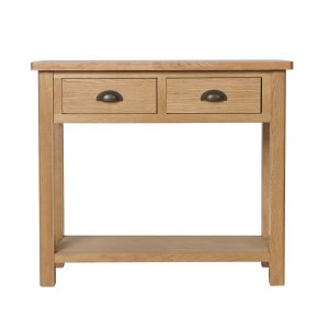Chiltern Oak Console Table