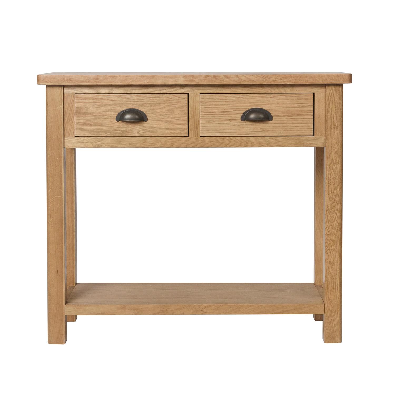Chiltern Oak Console Table