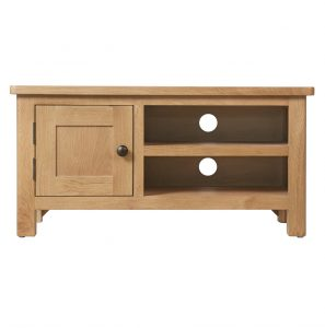 Chiltern Oak TV Unit